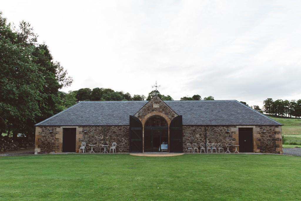 The Byre at Inchyra Barn