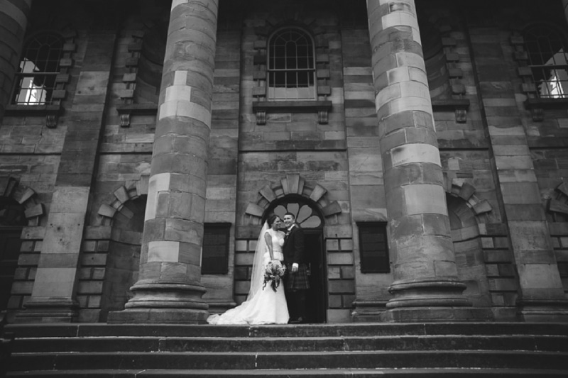 St Andrews Square Glasgow Wedding Photography